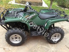 Подножки для квадроцикла yamaha grizzly 700/550 c 2007-2014